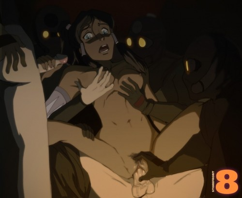 Avatar The Legend Of Korra Porn Pics
